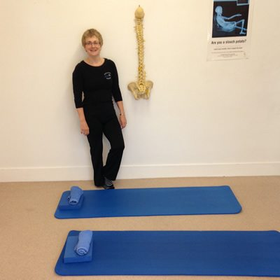 The Pilates taught by Nicola Ravenhall is designed by the renowned APPI (The Australian Physiotherapy and Pilates Institute) in London, and is based on scientific research.